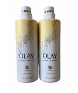 (2) x Olay Premium Cleansing & Brightening Body Wash B3 + Vitamin C 17.9 fl oz - $32.68
