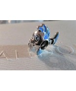 Authentic Pandora Sterling Silver Disney The Little Mermaid Flounder  Ch... - $46.53