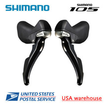 Shimano Claris ST-R2000 2x8-speed Shift//Brake Levers Right /& Left Hand OE