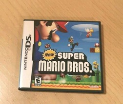 New Super Mario Bros. (DS, 2006) - $18.72