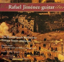 Rafael Jimenez Guitar Cd image 1
