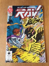 The Ray #4 (May 1992) Vfn - Dc Comics - Seis Issue Abecedario - $1.89