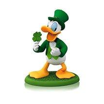1 X A Year Of Disney Magic - Lucky Donald - 2014 Hallmark Keepsake Ornament - $8.90
