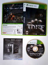 Thief [Microsoft Xbox 360, 2014] Square Enix stealth action adventure vi... - $10.23