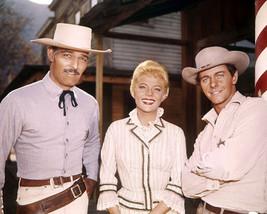 Lawman Peter Brown MM Vintage 28X35 Color Western TV Memorabilia Photo - $45.95