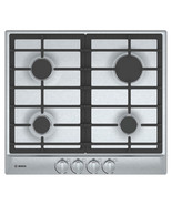 """Bosch NGM5455UC 24"""" 500 Series Gas Cooktop, Metal Knobs - ONLY LOCAL PIC... - $627.38"""