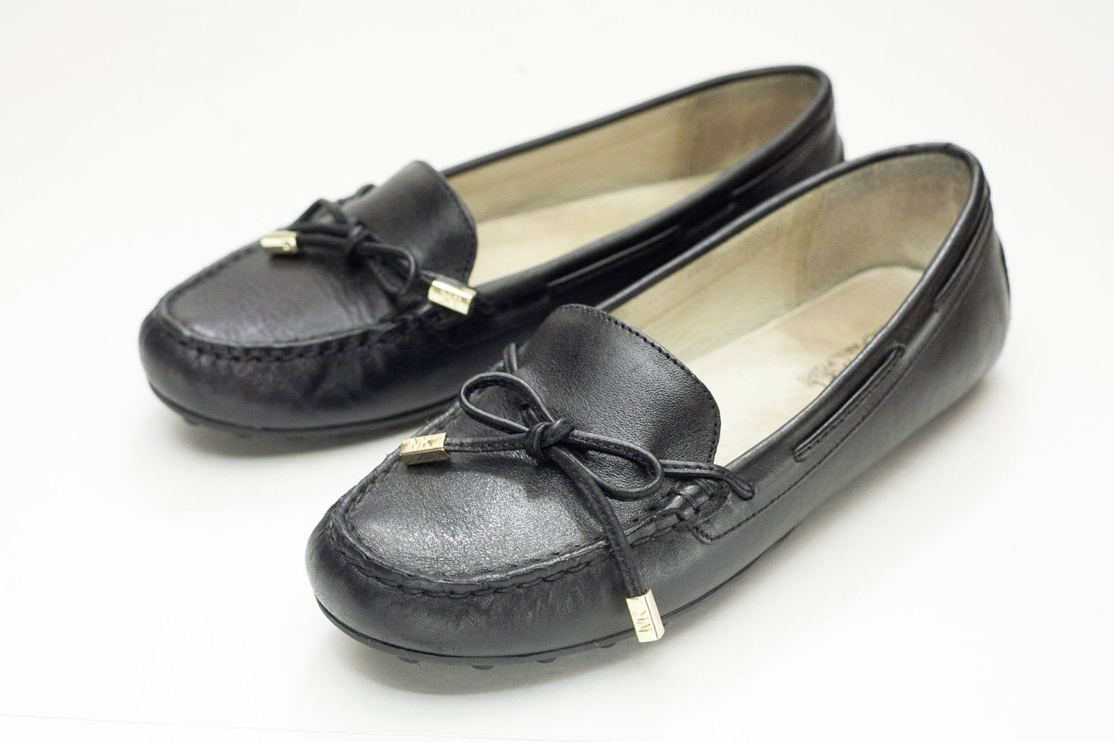 05125d81d042 Michael Kors 6.5 Black Flats Loafers Women s and 50 similar items. 57