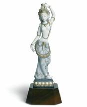 Lladro Retired HIndu dancer Type 636 Statue Figurine 01001924 New in Box... - $2,804.85