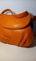 Merona pocketbook large with a adjustable shoulder strap single inside c... - $27.72