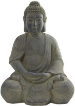 Nearly Natural Buddha Lotus Pose Indoor/ Outdoor Statue - €101,86 EUR