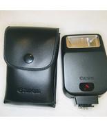 Camera Flash Canon Speedlite 200E with Canon Case - $18.00
