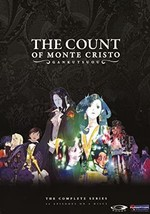 The Count Of Monte Cristo - Gankutsuou  The Complete Series DVD - $14.95
