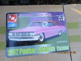 AMT 1962 Pontiac Catalina Custom 1/25 scale - $26.99