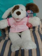 Build A Bear Playful Puppy With Shirt - $21.13