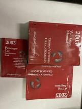 2003 FORD CROWN VICTORIA MERCURY GRAND MARQUIS Service Shop Repair Manua... - $128.65