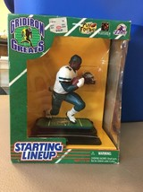 1997 Starting Lineup Gridiron Greats Ricky Watters Philadelphia Eagles Nfl D1 - $19.34
