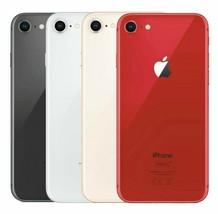 Apple I Phone 8 4G Lte Unlocked T-MOBILE / Metropcs Smartphone w/ 100% Batt. Cap - $238.00