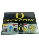 Duck-Opoly Board Game University of Oregon Ducks Eugene, OR College 2-5 ... - $28.98