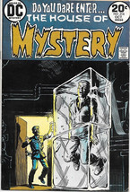House of Mystery Comic Book #218 DC Comics 1973 FINE- - $12.59