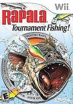 Rapala Tournament Fishing (Nintendo Wii, 2006) - $1.48