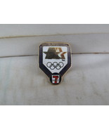1984 Summer Olympic Games Sponsor Pin - 7 Eleven - Inlaid Pin  - $15.00