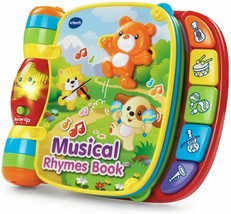 VTech Musical Rhymes Book Red - $23.76