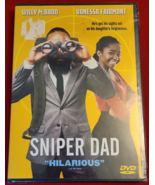 """CARDS AGAINST HUMANITY DAD PACK EXPANSION IN DVD CASE FAKE MOVIE""""SNIPER ... - $12.99"""