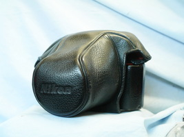 Nikon F2 CF-1 Soft Leather Ever Ready Case - Nice- Original Nikon  - $35.00