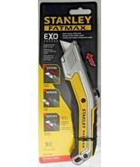 "Stanley FMHT10288 FatMax ExoChange 7-1/4"" Retractable Utility Knife - $6.93"