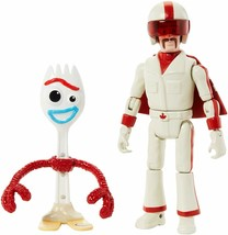 "Disney Pixar Toy Story 4 Utinsil & Canuck B Posable Action Figure 7"" NEW... - $41.28"