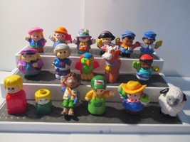 Lot Vintage Fisher Price Little People & Misc. Toy Figures - $10.88