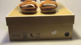 NWB Michael Kors Sofia Lace Up Platform High Heel Sandals *select size - $64.99