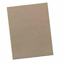 14 Pieces  8.5x11 inch Chipboard