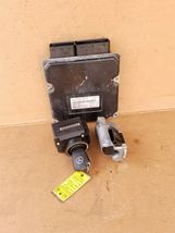 03 Mercedes W203 C240 ECU Engine Computer EIS Ignition FOB ISL Set A1121532979 image 12