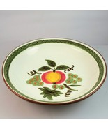 Stangl Pottery Apple Delight coupe soup bowl 7.5 inch - $15.89