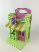 Sweet Street Hideaway Hollow Candy Shop Mouse Dollhouse Fisher Price 2001 - $19.55