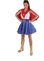 Ladies Superhero / Wonderwoman / Supergirl  , sizes 6-22 - $45.81