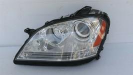07-12 Mercedes Benz W164 ML320 GL450 Headlight Lamp Halogen Driver Left LH image 2