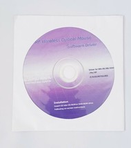 RF Wireless Optical Mouse Software Driver Installation For Win 95/98/200... - $6.79