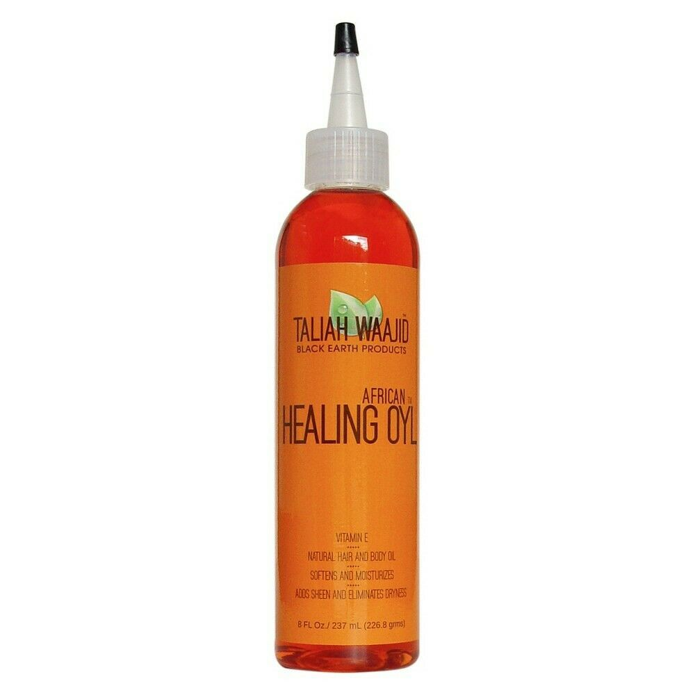 Primary image for Taliah Waajid African Healing Oyl with Vitamin E and Hair and Skin 8oz