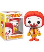 McDonald's Ronald McDonald Ad ICON Vinyl POP Figure Toy #85 FUNKO NEW NIB - $8.79