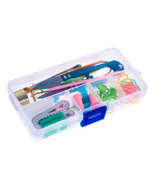 1SET Home Knitting Accessories DIY Knitting Tools With Case Box  - $14.99
