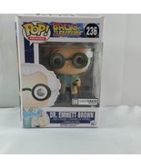 Funko Pop Back To The Future Doc Brown 236 Loot Crate Exclusive FM150811 - $12.50