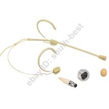 Omnidirectional Wireless Headset Microphone for Shure LX ULX SLX GLX PGX... - $28.80