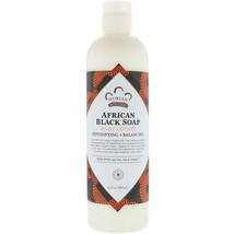 Nubian Heritage, Body Lotion, African Black Soap, 13 fl oz (384 ml) - $13.39