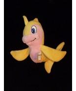 Neopets Key Quest Keyquest Yellow Flotsam Plush Plushie Jakks Pacific Na... - $12.86