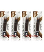 8 CoverGirl Soft Brown Liner Pencils Professional Brow Eye Makers, 510, 4 Packs - $8.79