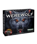Ultimate Werewolf Deluxe Edition Boardgame 75 Players Party Game Bonus E... - £25.27 GBP