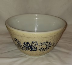 Pyrex Homestead 401 bowl 1.5 pint excellent condition looks like stonewear - $18.69