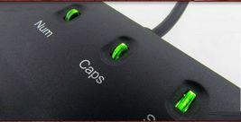 Qsenn PTS-K8100UT Korean English Trackball Mini Keyboard Mouse Key 10keyless image 6